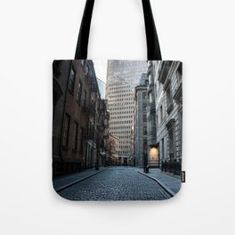 Financial District NYC Tote Bag