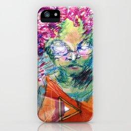 Ms.TitaniumAlloy iPhone Case