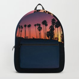 The Perfect Tropical Sunset (Color) Backpack