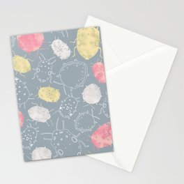 Water Bugs Stationery Cards