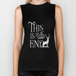 This is the end Biker Tank