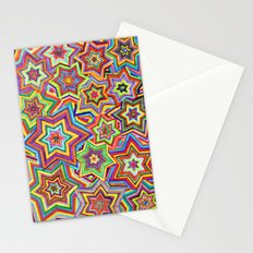 we are the star Stationery Cards