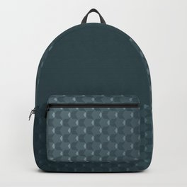 Blue mother of pearl Backpack