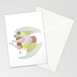 my guardian angel Stationery Cards
