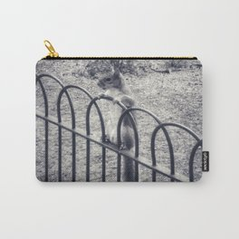 The Lonely Squirrel Carry-All Pouch