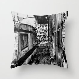 Subculture Throw Pillow
