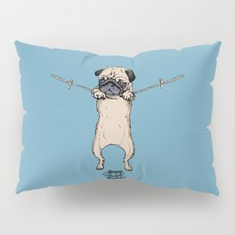 Hang in There Baby Pillow Sham