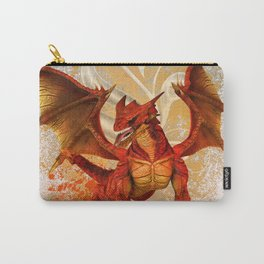 Red Dragon Carry-All Pouch