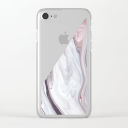 Falesia I Clear iPhone Case