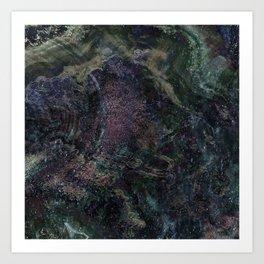 AGATES Art Print