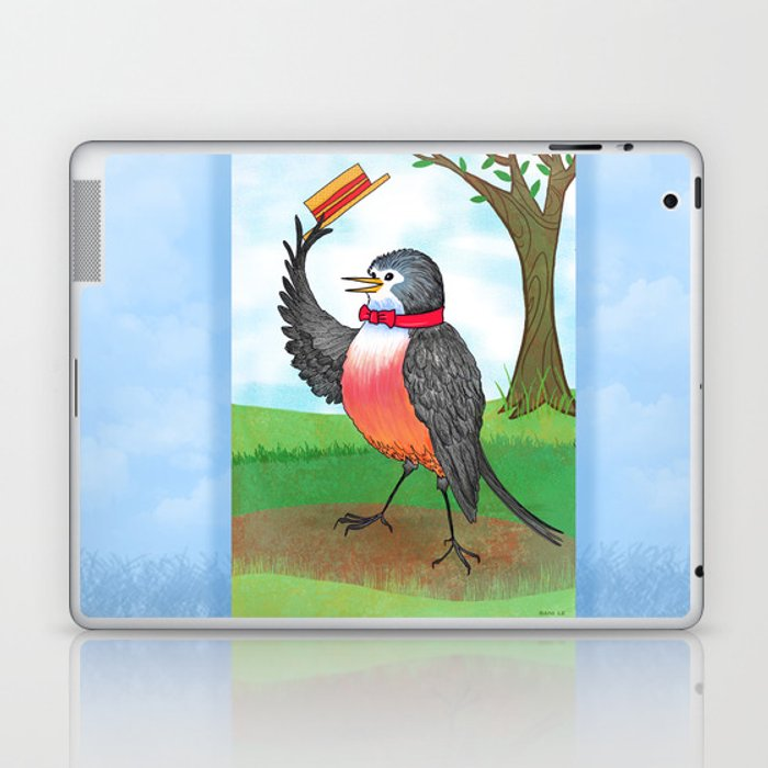 Top Of The Morning To You Laptop & iPad Skin