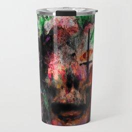 Faceless Beauty  Travel Mug