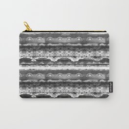 Skull Lace Carry-All Pouch