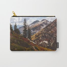 Alpine Autumn Carry-All Pouch