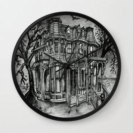 Old Victorian Queen Wall Clock