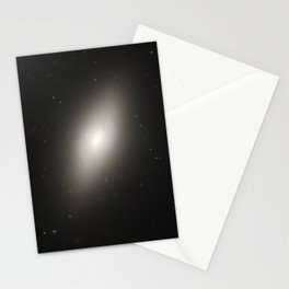 Hubble Space Telescope - NGC 4660 in the Virgo cluster of galaxies (2008) Stationery Cards