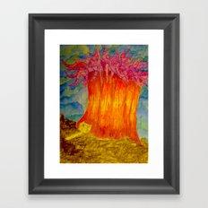 Rene Works Framed Art Print