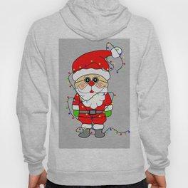 Silly Santa Hoody