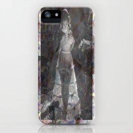 Gems and Gauze iPhone Case