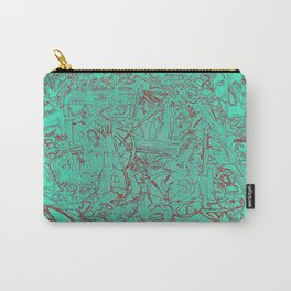 Aumcolored Carry-All Pouch