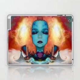 My fire will always burn bright Laptop & iPad Skin