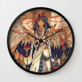 Nebt-het / Nepthys Wall Clock
