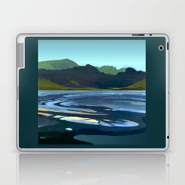 Low Tide, Late Evening Laptop & iPad Skin