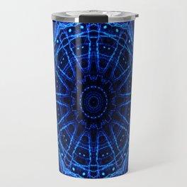 Sapphire Waves Travel Mug
