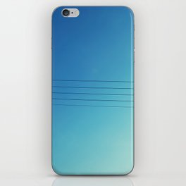 blank iPhone Skin