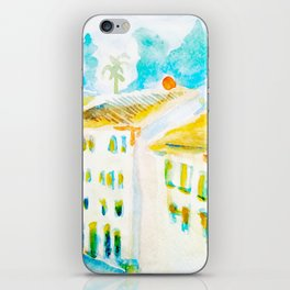 Apartment In Italy iPhone Skin