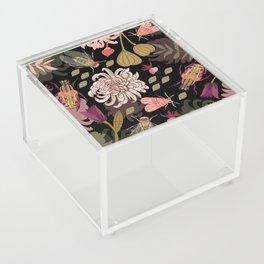 Boho Bugs Acrylic Box