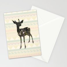 oh deerest me  Stationery Cards