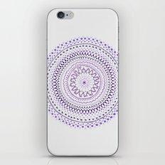 Mandala Smile C iPhone & iPod Skin