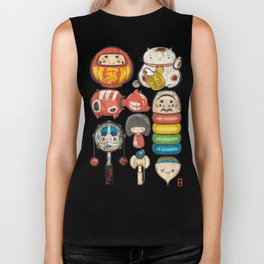 Special Lucky Toy Box Biker Tank