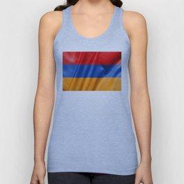 Armenia Flag Unisex Tank Top
