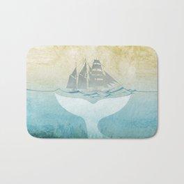 Moby Dick Bath Mat