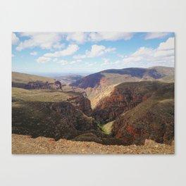 Karoo Heartland Canvas Print