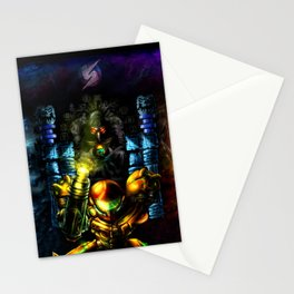 Metroid: 25 Years Stationery Cards