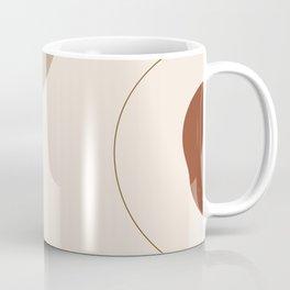 Threads of destiny - Modern abstract art Coffee Mug