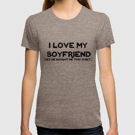 I love you too T-shirt