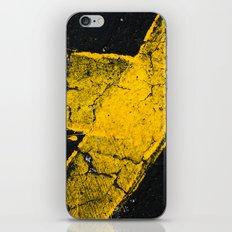 asphalt 1 iPhone & iPod Skin