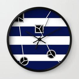 Gee Oh Metric Wall Clock
