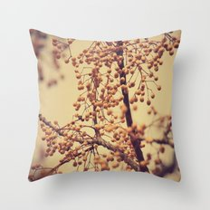 Autumn Life (III) Throw Pillow