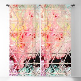 Triangle Glass Tiles 189 Blackout Curtain