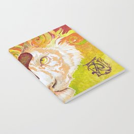Tiger Lily Notebook