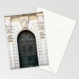 Roma - Rome Italy Architecture Photography Stationery Cards
