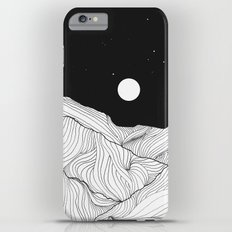 Lines in the mountains II Slim Case iPhone 6s Plus