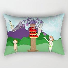 Orickinal Sin (Censored) Rectangular Pillow