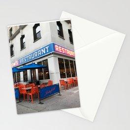 Seinfeld Restaurant, Manhattan NYC Stationery Cards