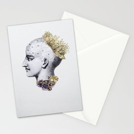 Cristales Stationery Cards